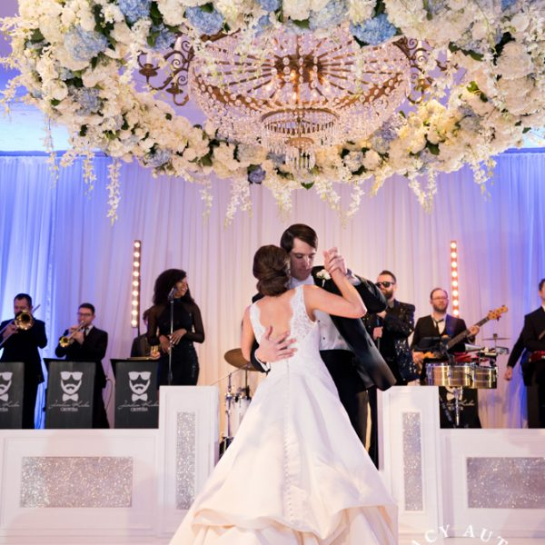 Katherine & Ben - Wedding Reception at Fort Worth Club