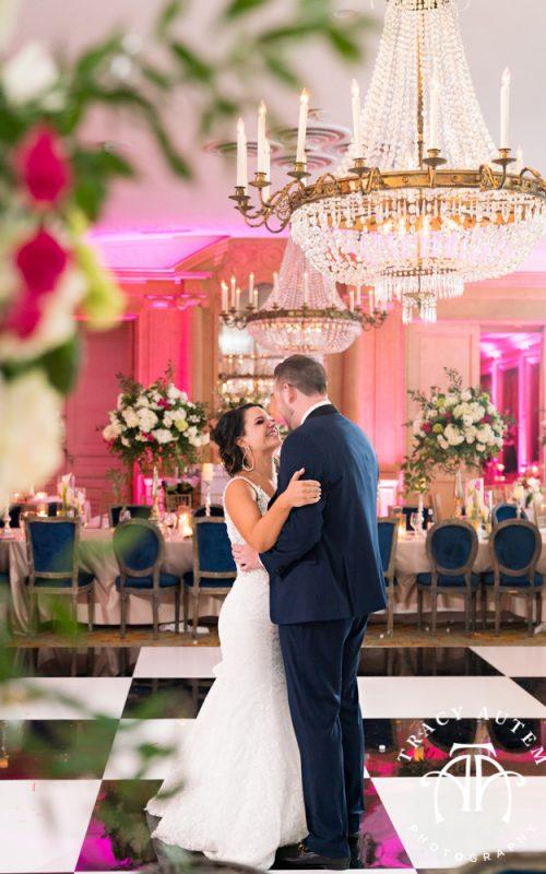 Caroline & Max - Wedding Reception at Fort Worth Club