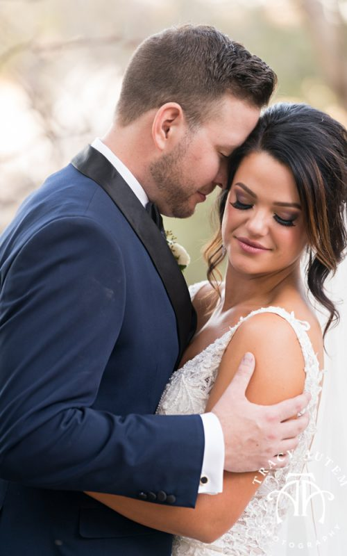 Caroline & Max - Wedding Portraits at Saint Stephen Presbyterian Church