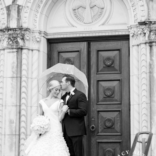 Caroline & Rob - Wedding Ceremony at Holy Trinity Catholic Church