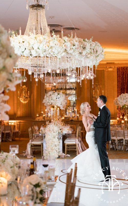 Brittany & Tommy - Wedding Reception at Fort Worth Club