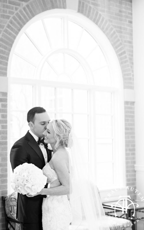 Brittany & Tommy - Wedding Ceremony at Robert Carr Chapel