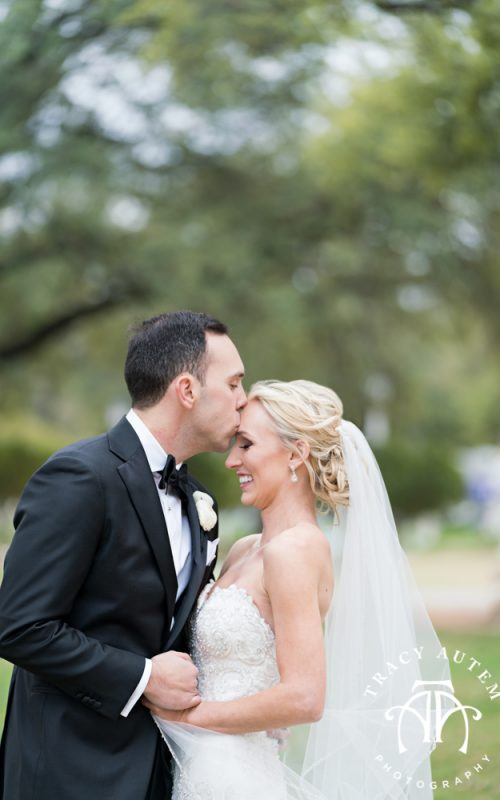 Brittany & Tommy - Wedding Portraits at Robert Carr Chapel