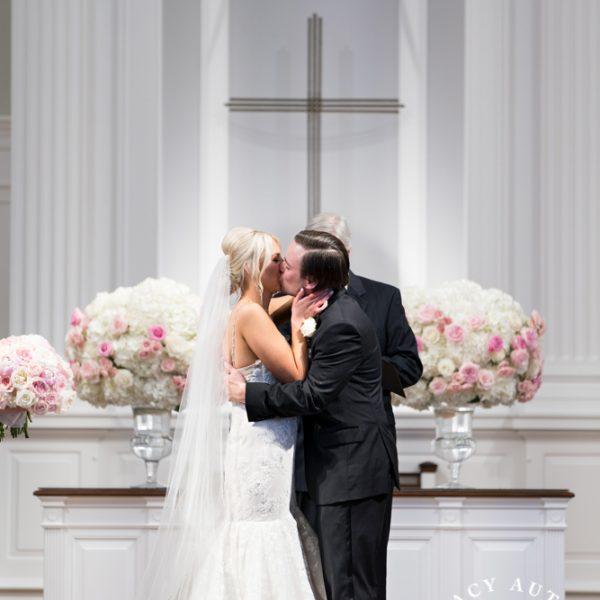 Chandler & Obie - Wedding Ceremony at Robert Carr Chapel