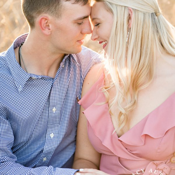 Jacy & Bobby - Engagement Session at Fort Worth Parks