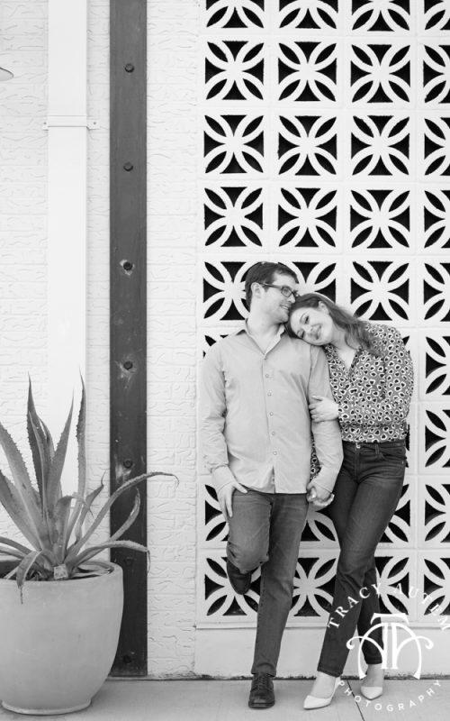 Alyssa & Ken - Engagement Portraits in Dallas