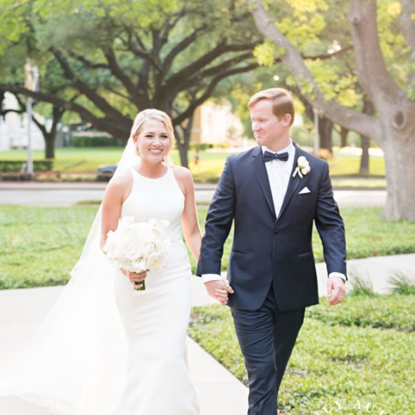 Chelsea & Jacob - Wedding Ceremony at Robert Carr Chapel