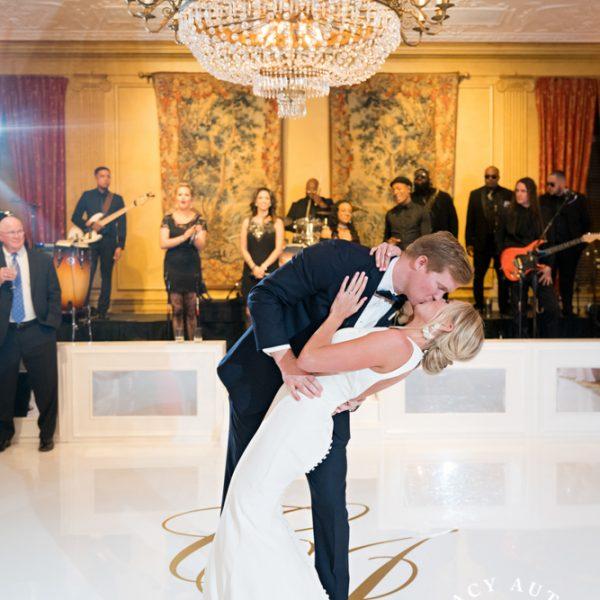 Chelsea & Jacob - Wedding Reception at Fort Worth Club