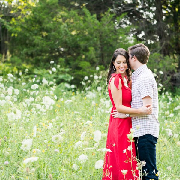 Jordan & Seth - Engagement Portraits at Turtle Creek & White Rock Lake
