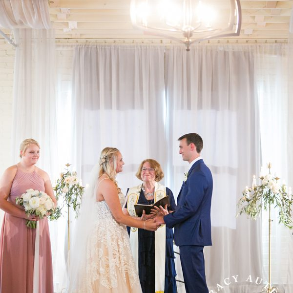 Jacy & Bobby - Wedding Ceremony at BRIK The Venue