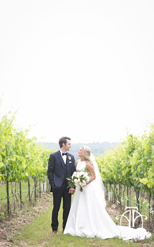Haley & Bryce - Wedding at Dove Ridge Vineyard