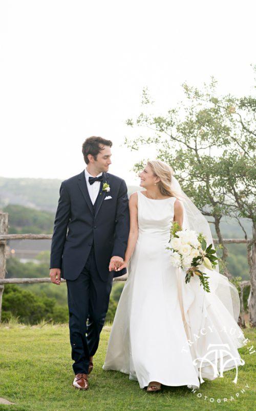 Haley & Bryce - Wedding Reception at Dove Ridge Vineyard