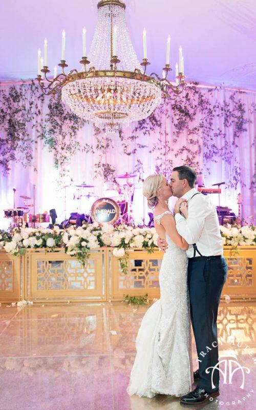 Kelly & Garrett - Wedding Reception at The Fort Worth Club