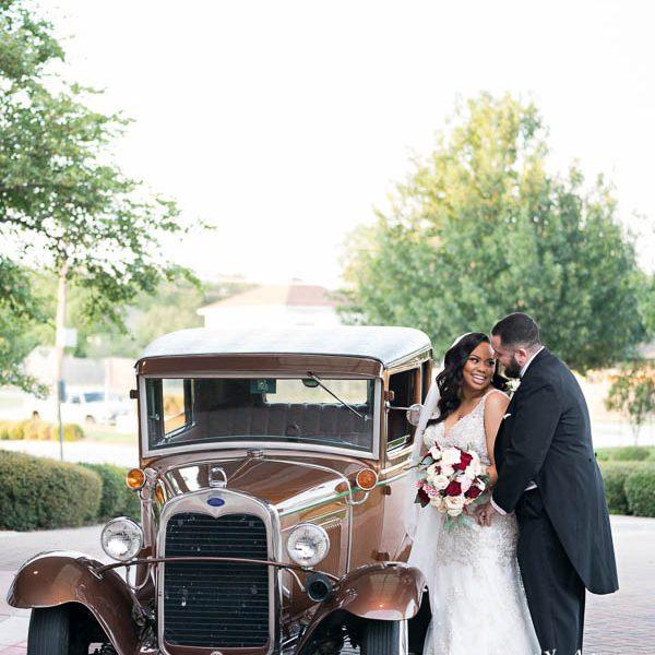 Summer & Landan - Wedding Ceremony at Great Commission Baptist Church