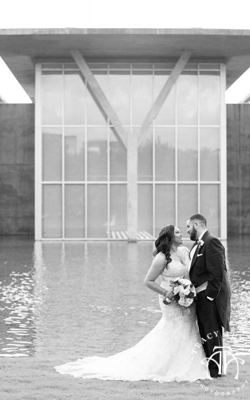Summer & Landan - Wedding Reception at The Modern Art Museum